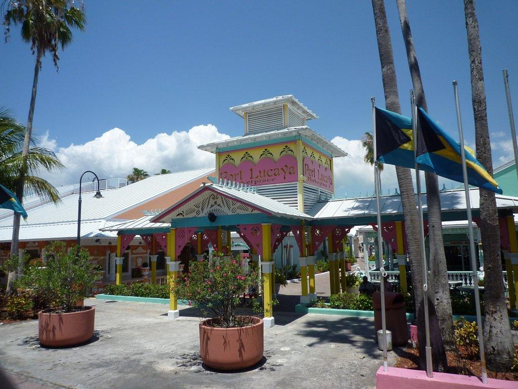 Lucayan Beach Bahamas